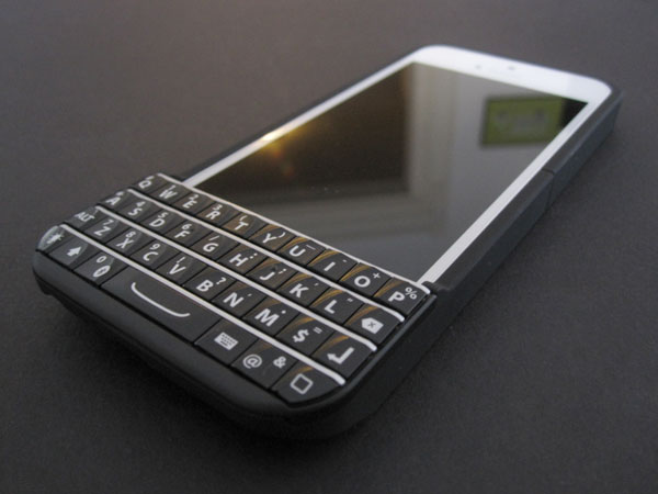 BlackBerry и Typo